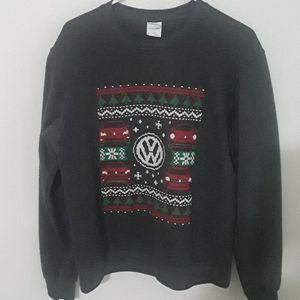 VW Christmas sweater
